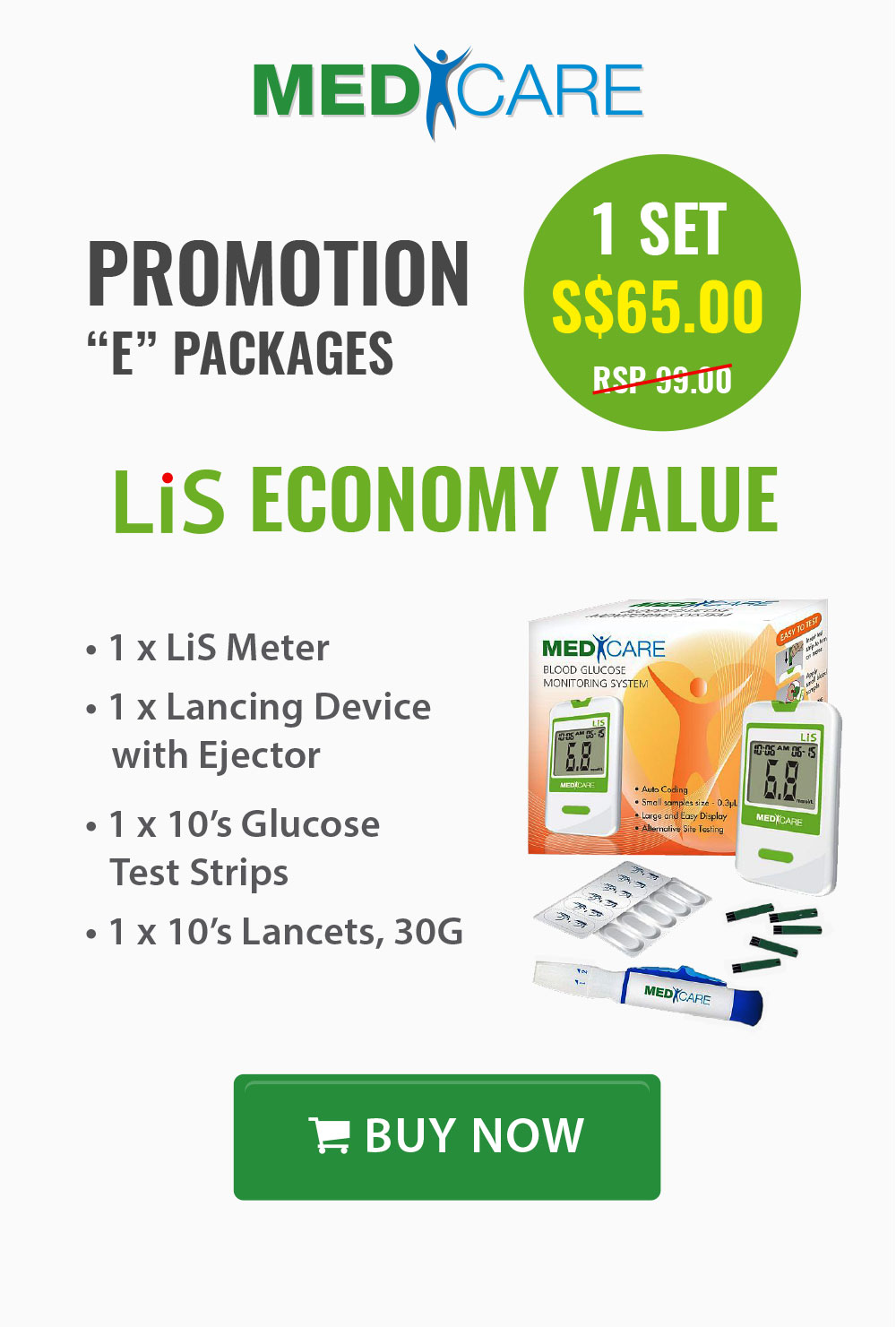 L-Tac-MediCare Promotions Package