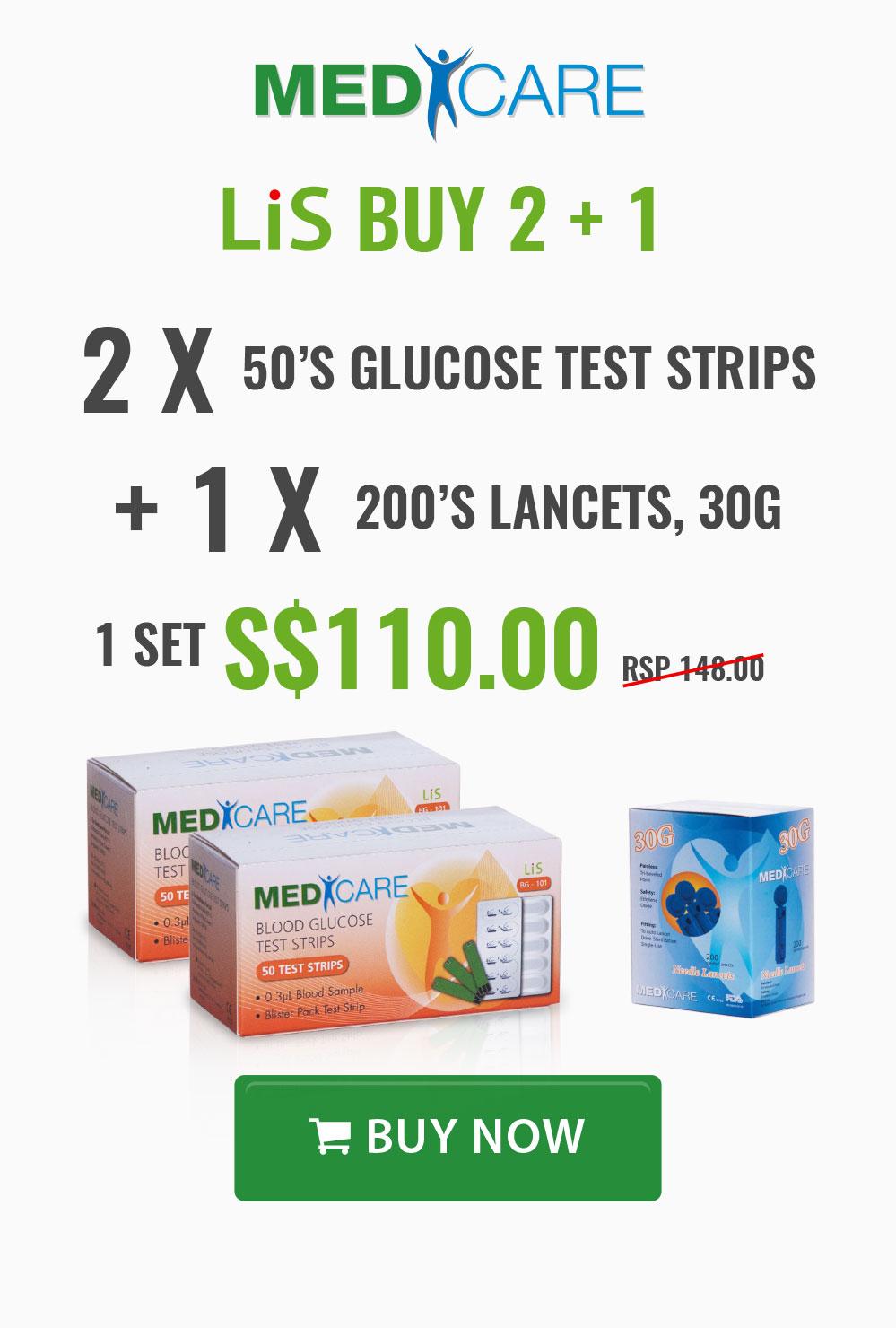 L-Tac-MediCare Buy 2 + 1